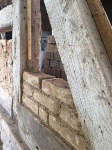 Fachwerksanierung Holzbalken Und Gefache Im Fachwerkhaus Sanieren