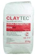 Claytec Lehm-Oberputz-Fein